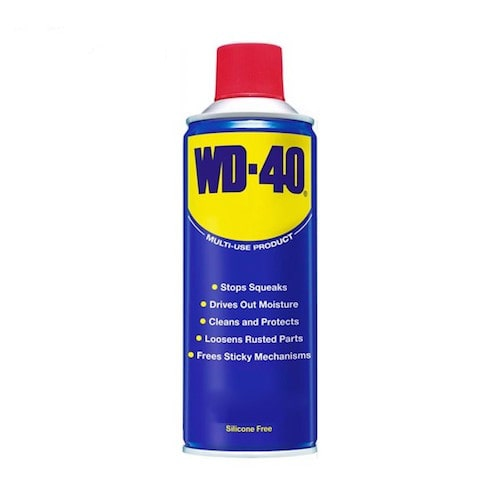 اسپری دبلیو دی 40 مدل WD40 سایز 330 میلیلیتر