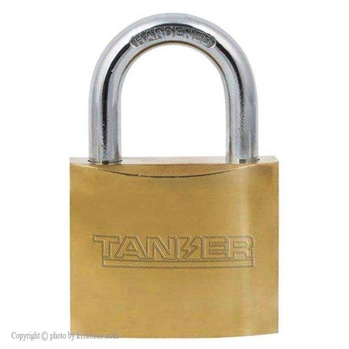قفل آویز تنسر مدل TPL-H-038 سایز 38 میلی متر