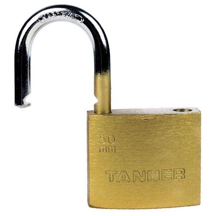 قفل آویز تنسر مدل TPL-H-050 سایز 50 میلی متر