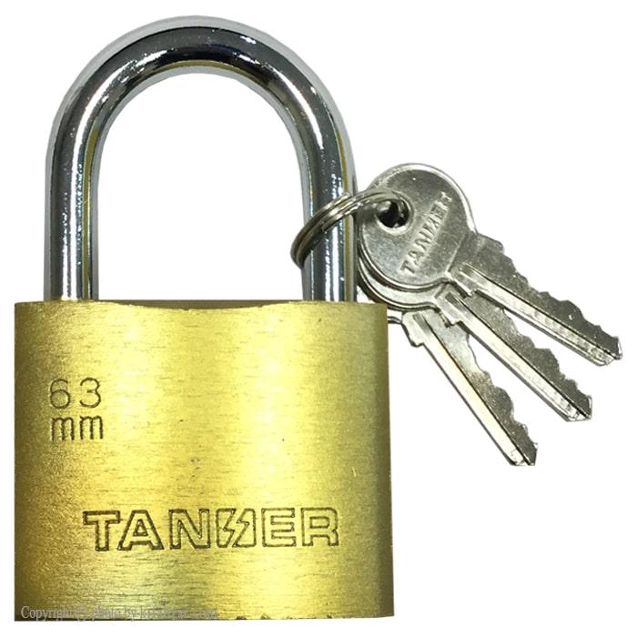 قفل آویز تنسر مدل TPL-H-063 سایز 63 میلی متر