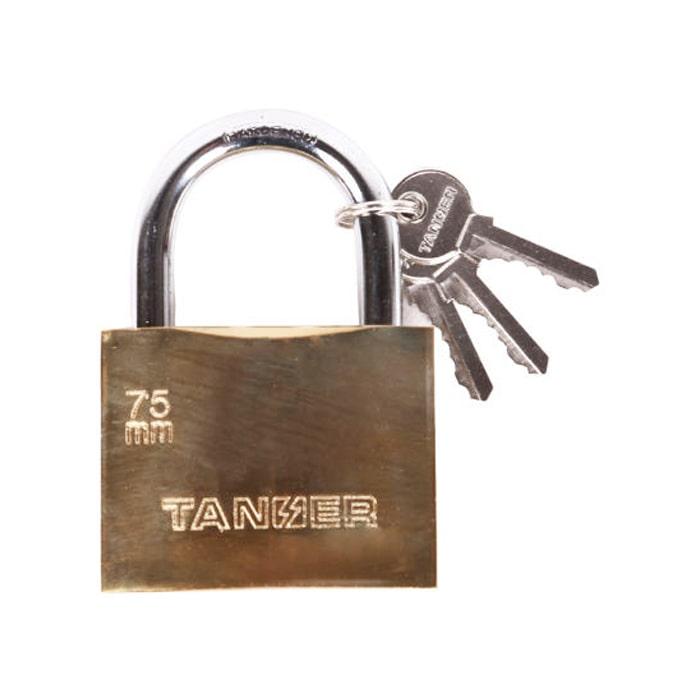 قفل آویز تنسر مدل TPL-H-075 سایز 75 میلی متر