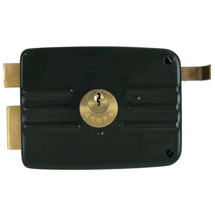 قفل در حیاطی پنچ ستاره مدل 50-55