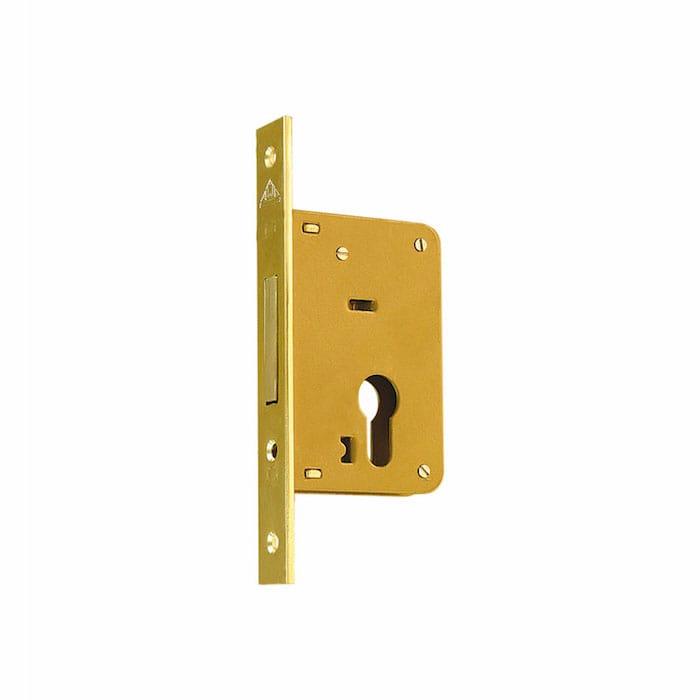 قفل درب ایمنی سوئیچی دلتا 6/5 سانت مدل 043