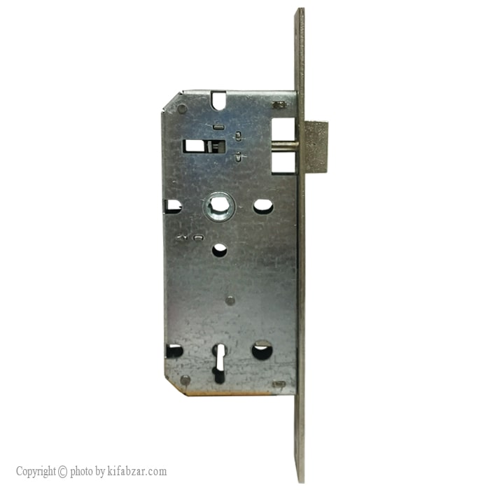 قفل درب کلیدی باتیس 65 میلیمتر مدل BA100029