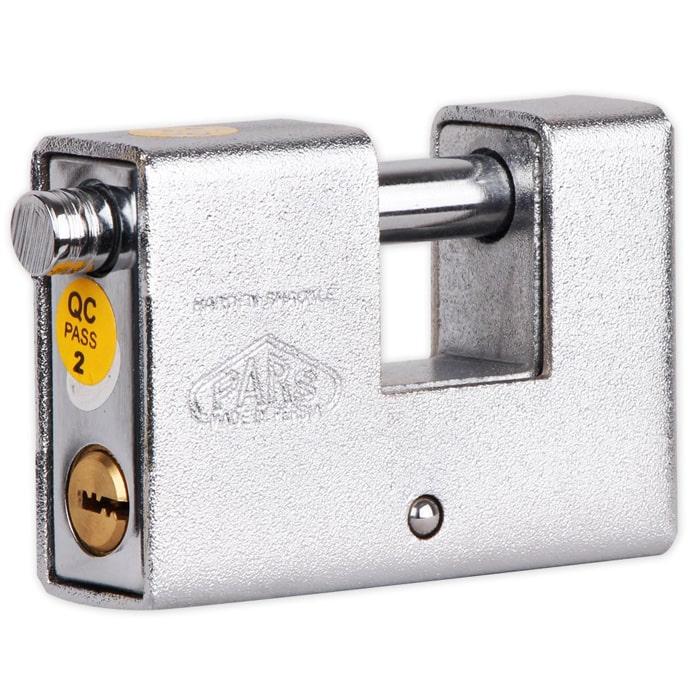قفل کتابی پارس مدل sp1000 سایز 100 میلی متر