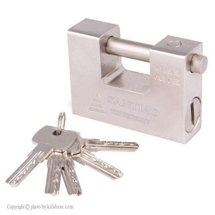قفل کتابی سانتیاو مدل 2212