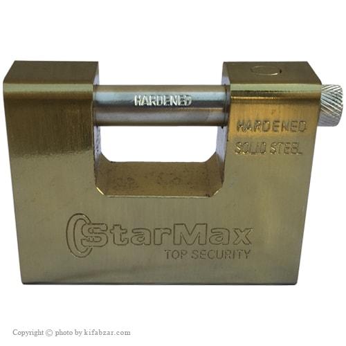 قفل کتابي استارمکس مدل Star-gold94