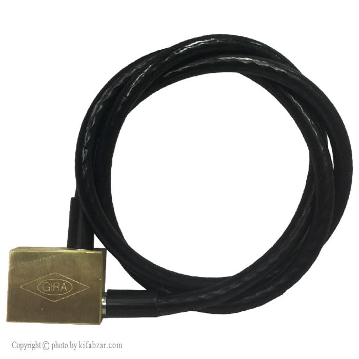 قفل موتورسیکلت گیرا مدل 025