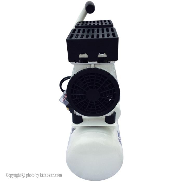 کمپرسور باد 10 لیتری هیوندای مدل AC-1075   بی صدا