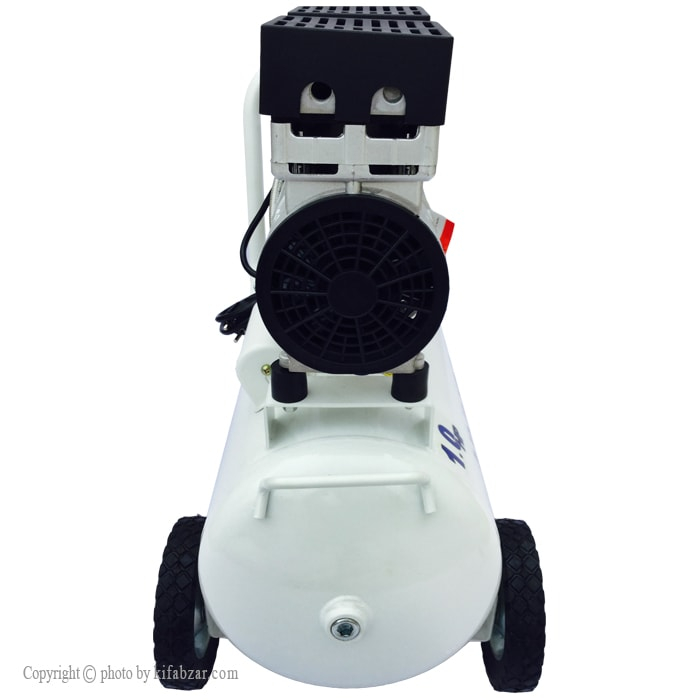 کمپرسور باد 24 لیتری هیوندای مدل AC-1024   بی صدا
