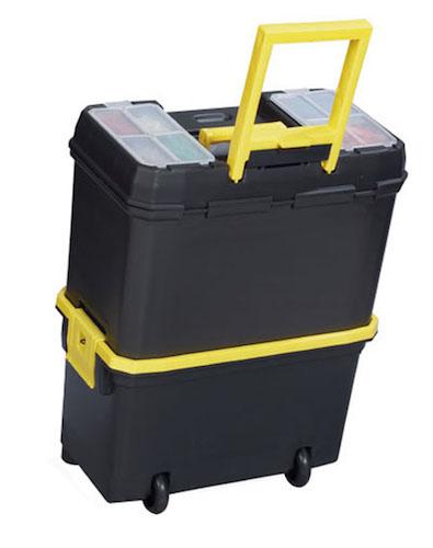 جعبه ابزار پلاستیکی پورتبگ مدل PO.10M چرخ دار