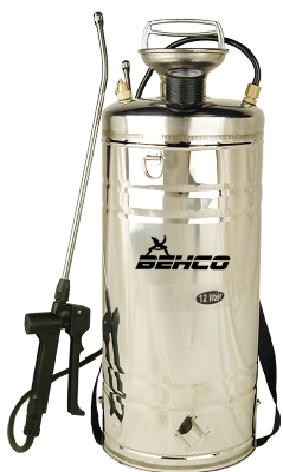 سمپاش 12 لیتری استیل کولی بهکو BEHCO