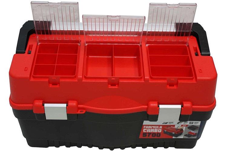 جعبه ابزار پاترول مدل FORMULA-S600-CARBO