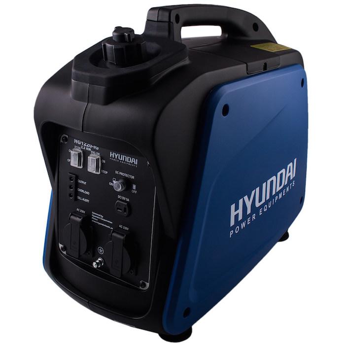 موتور برق هیوندای مدل HG1220-IG
