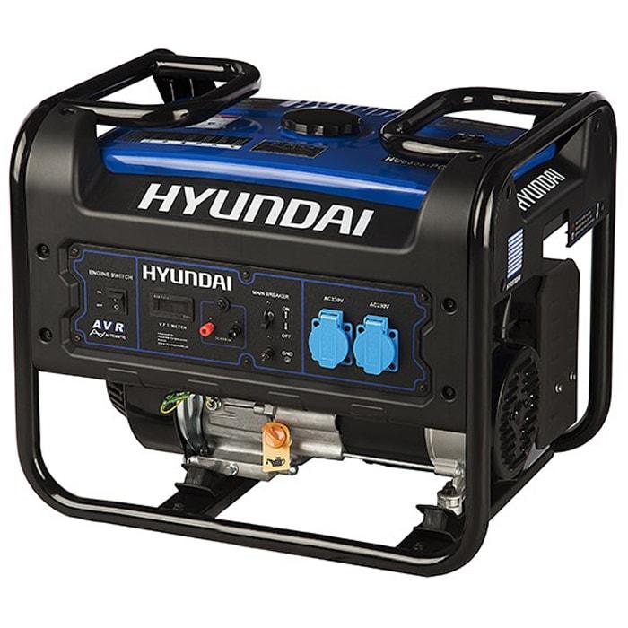 موتور برق هیوندای مدل HG5355-PG توان 3000 وات