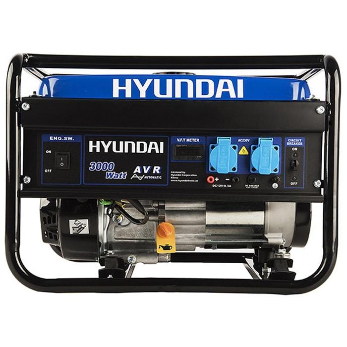موتور برق هیوندای مدل HG5360-PG توان 3000 وات