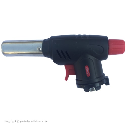 مشعل گازي مدل HONGF فندک دار
