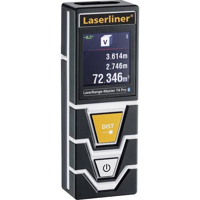 متر لیزری لیزرلاینر مدل 080.850 لمسی و بلوتوث دار