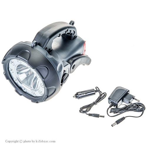 نورافکن اس تي اي مدل Rechargeable Spotlight