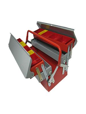 جعبه ابزار ۴۵ سانت ۳ طبقه شاهرخ SHAHROKH