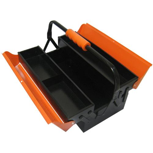 جعبه ابزار تنسر مدل 402 سایز 40 سانت 2 طبقه