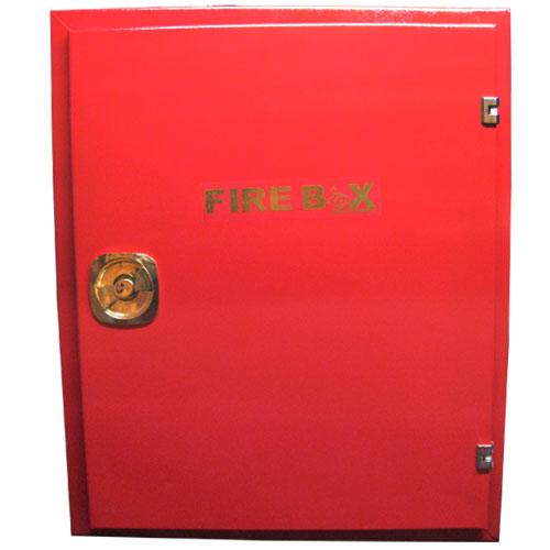 جعبه شلنگ جمع کن آتشنشانی مدل FireBox