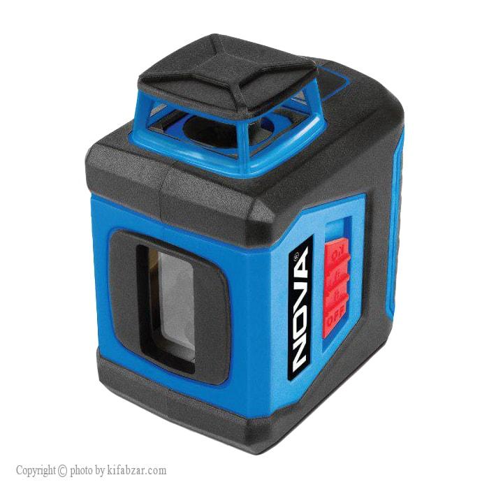تراز لیزر 360 درجه نووا مدل NTL-2663