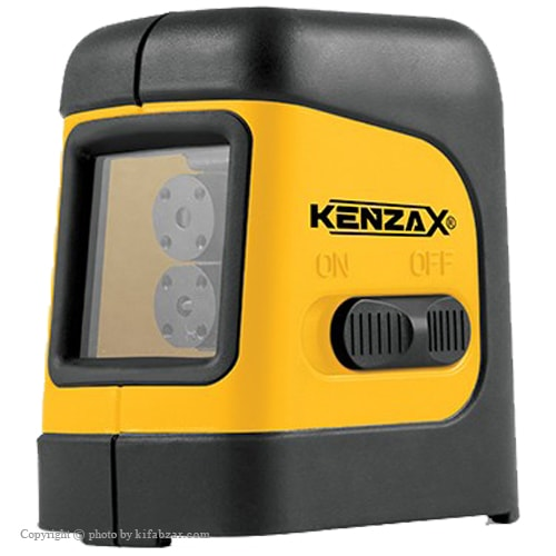 تراز لیزری کنزاکس مدل KLL-2180 نور سبز