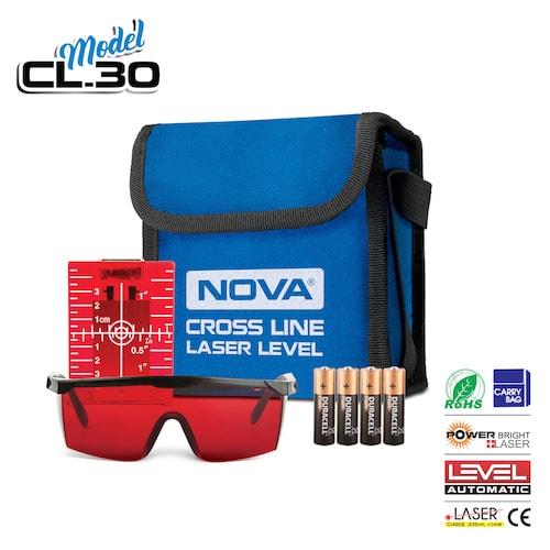 تراز لیزری نووا مدل NTL2661