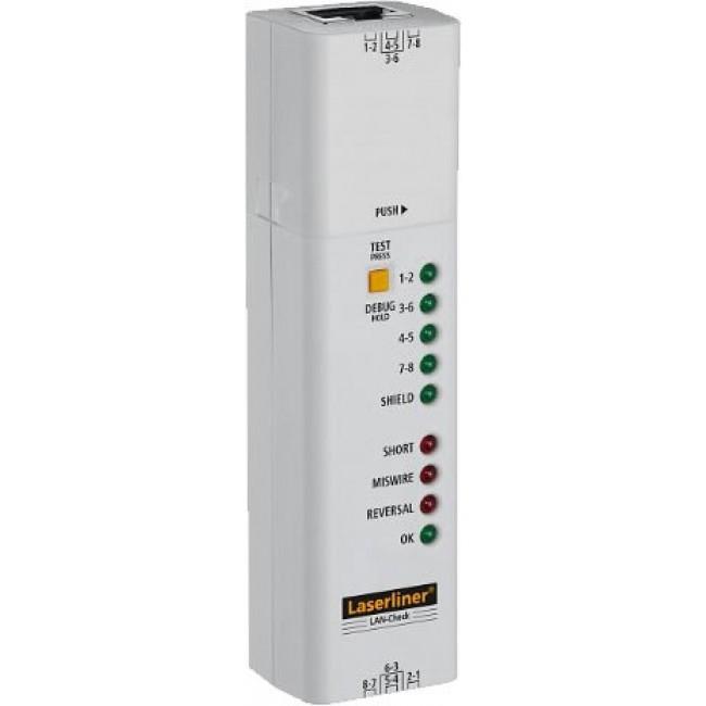 تستر کابل شبکه LAN لیزرلاینر مدل 083.064a