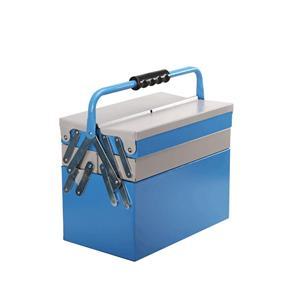 جعبه ابزار ۴۹ سانت ۳ طبقه شاهرخ SHAHROKH