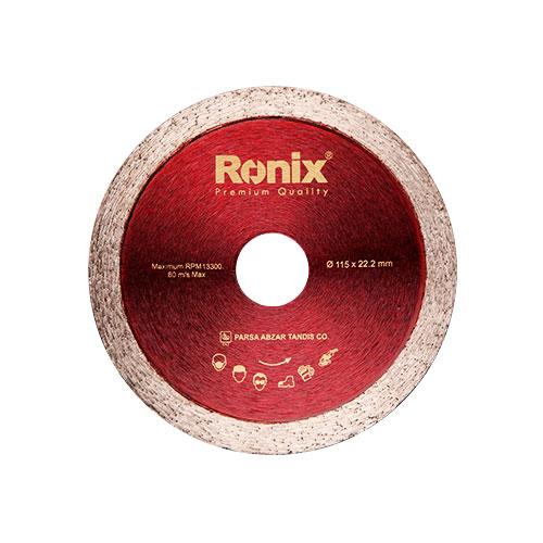 صفحه سرامیک بر 115 میلی متری رونیکس RONIX