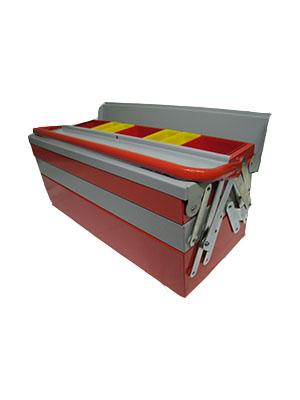 جعبه ابزار ۵۰ سانت ۳ طبقه شاهرخ SHAHROKH