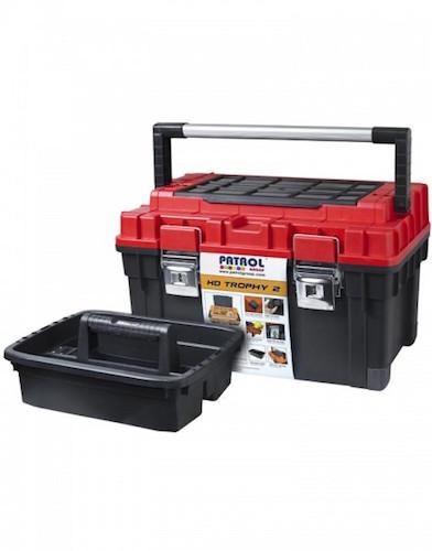 جعبه ابزار دستی بزرگ مخزنی پاترول مدل HD-BOX-TROPHY2  ضد آب
